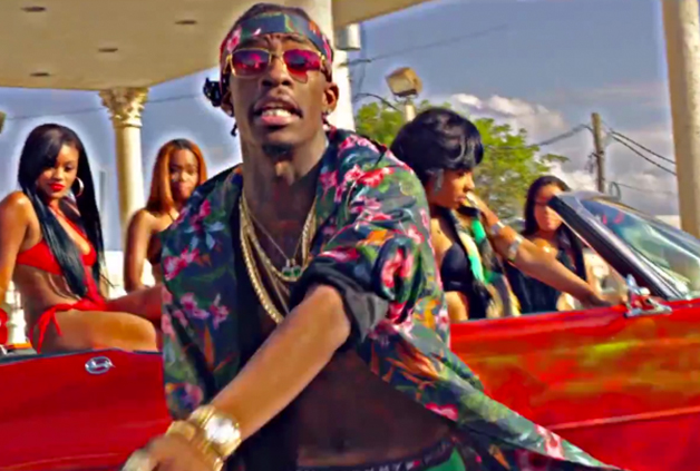 Rich Homie Quan was recently featured for his fashion sense in the Flex Video check out the article at www.gq.com