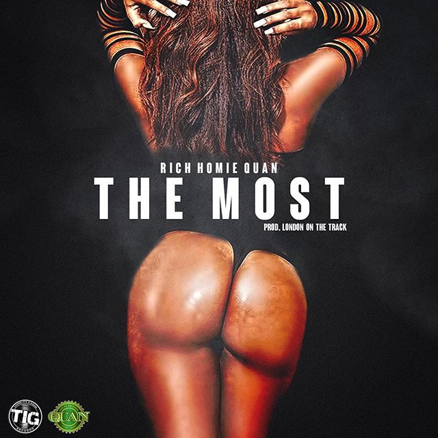 "@richhomiequan ""The Most"" available on iTunes!! #rhq #richhomiequan #tigrecords"