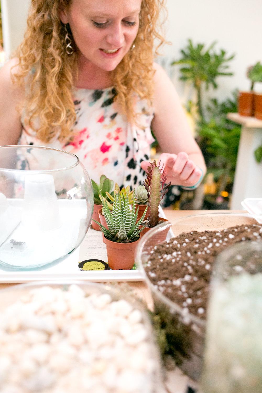 The -ZEN-Succulent-Terrarium-Workshop
