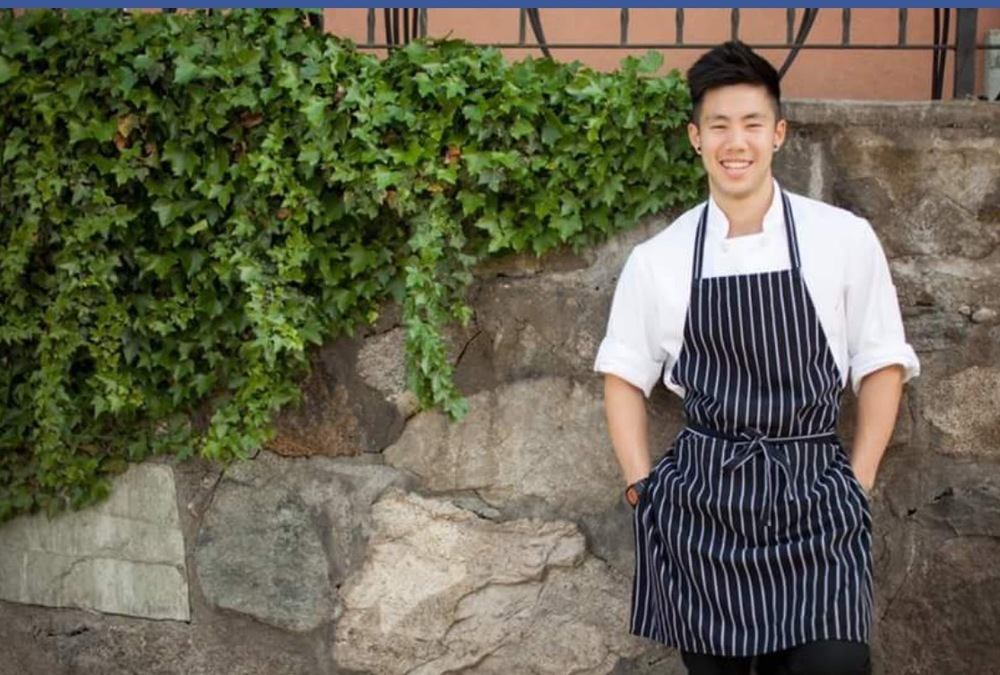 Chef Alex Kong