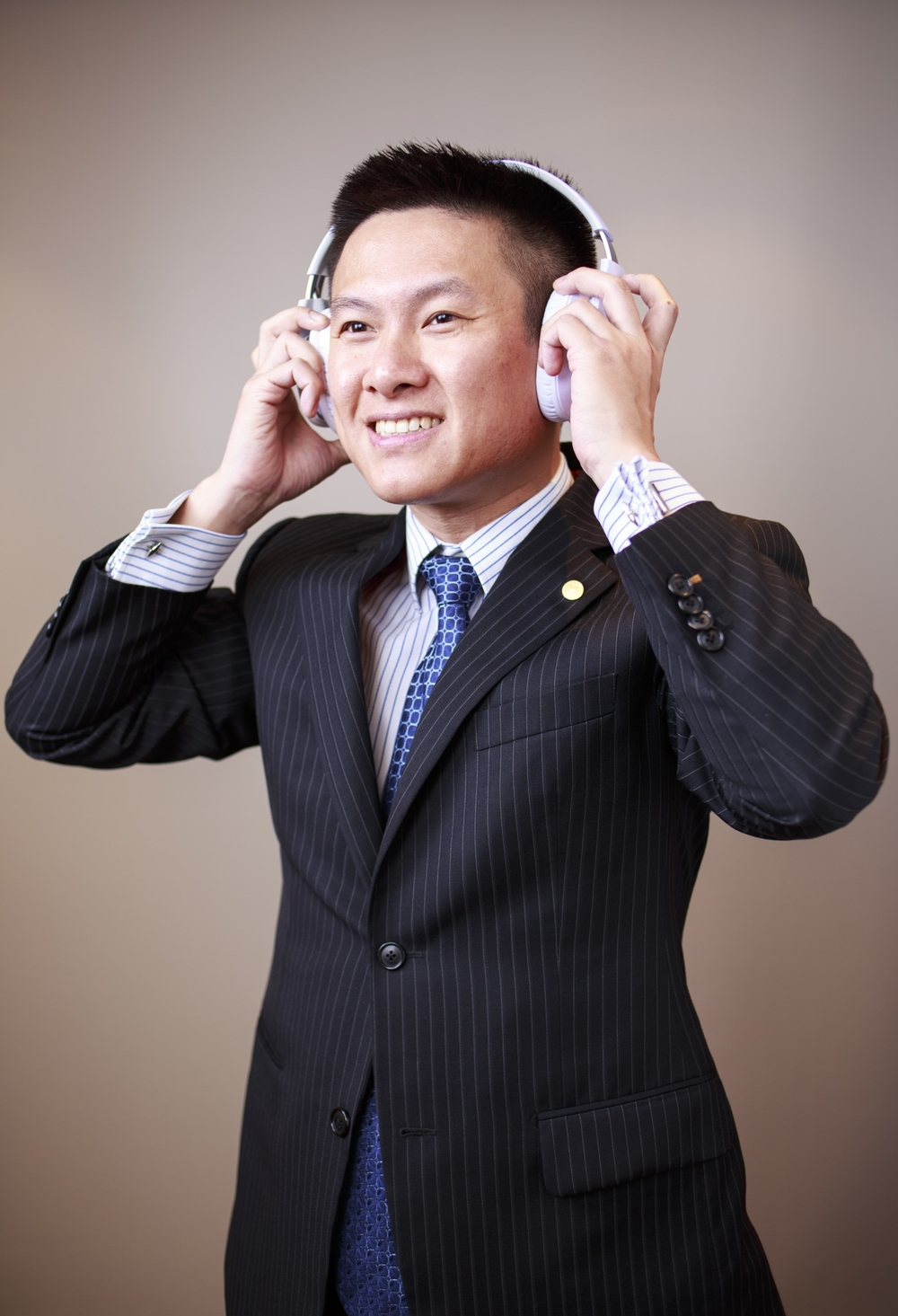 Ben Yeung, Executive Director and Chief Strategy Officer of Fujikon Industrial Holdings
