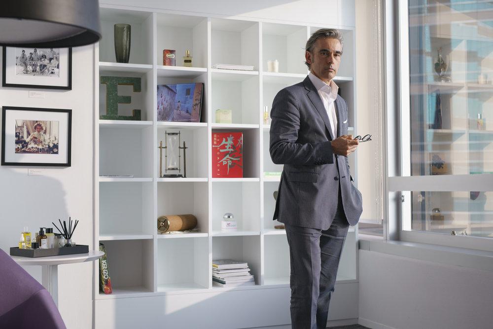 Fabrice Weber, President of Estee Lauder (Asia Pacific)