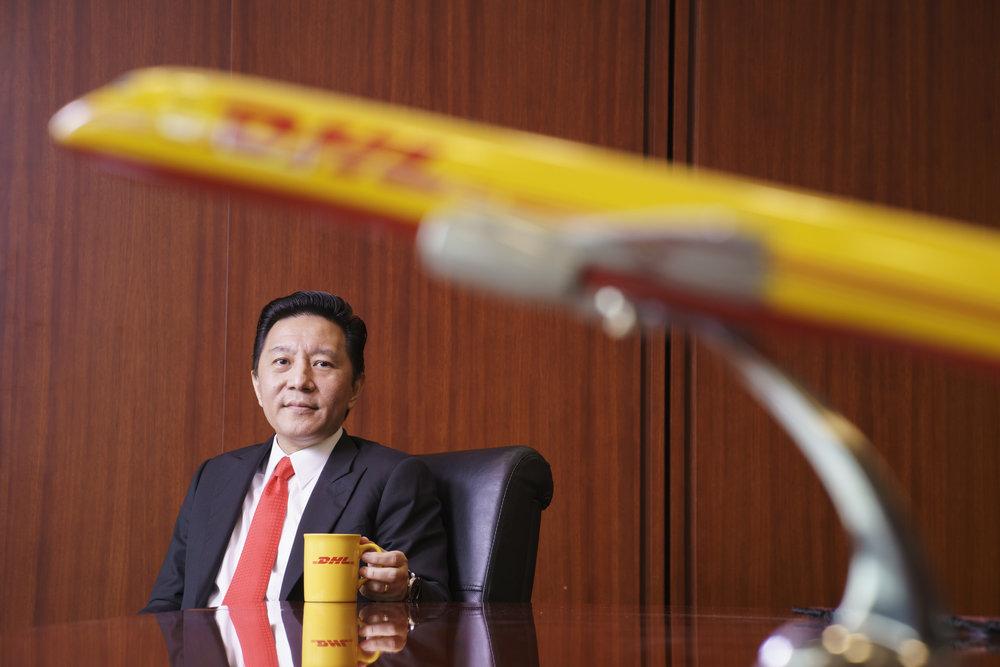 Herbert Vongpusanachai, Managing Director, DHL Express Hong Kong
