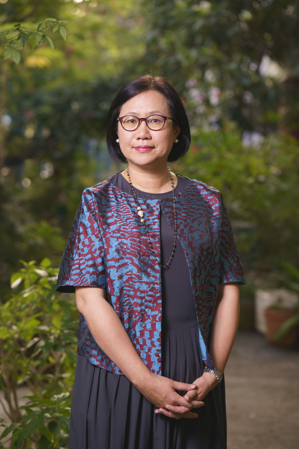 Sania Yau Sau Wai, CEO of New Life Psychiatric Rehabilitation Association
