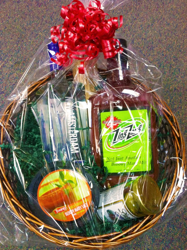 Cabaret Bloody Mary Basket