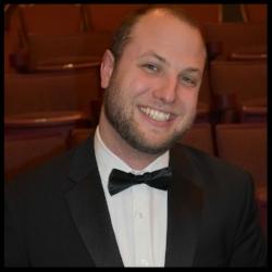 Resident Music Director Louis Berg-Arnold