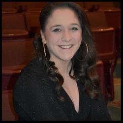 Actress/singer Kate Beahen