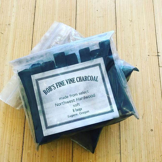Instead of a lump of coal give the gift of charcoal! Bobs fine vine is the best!