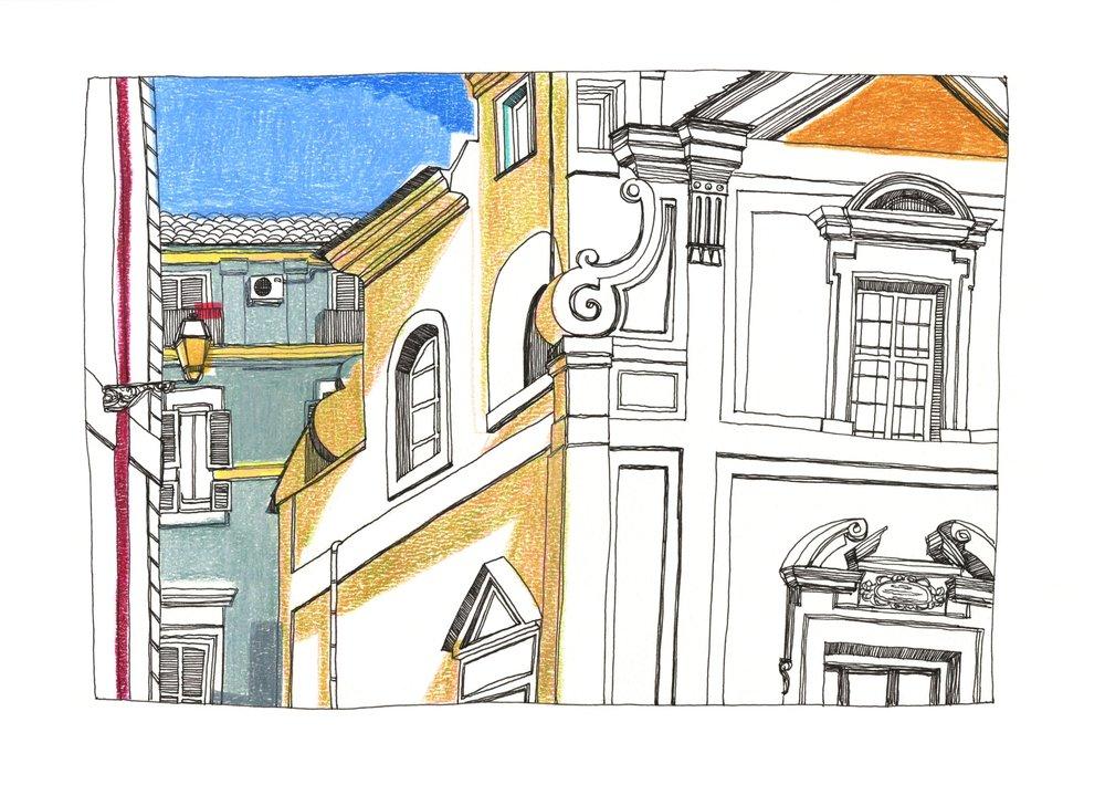 Piazza di San Paolo alla Regola