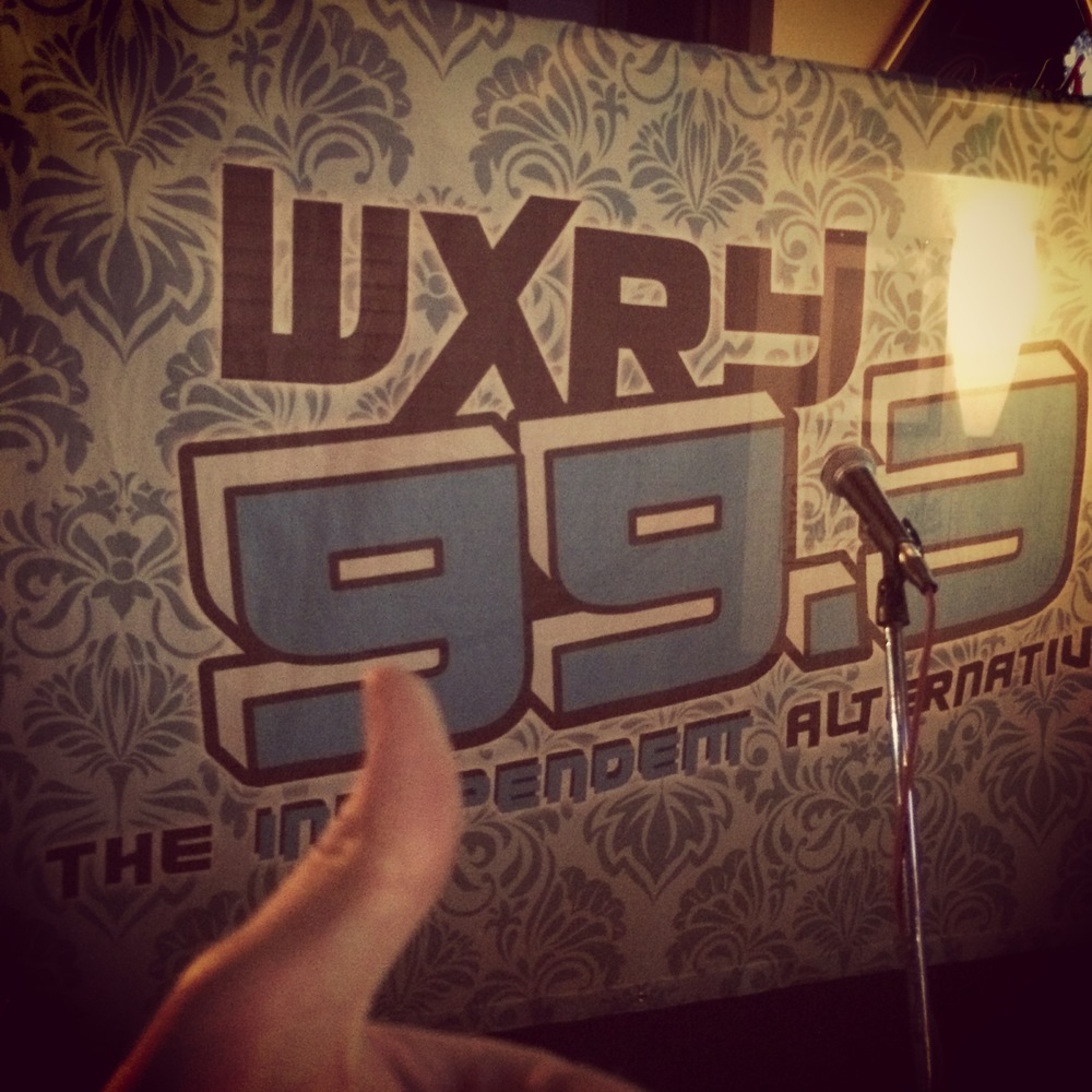 WXRY - THE INDEPENDNT ALTERNATIVE IN COLUMBIA!