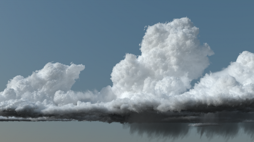 The new research will allow artists to create more realistic clouds andexperiment withdifferent looks more easily.