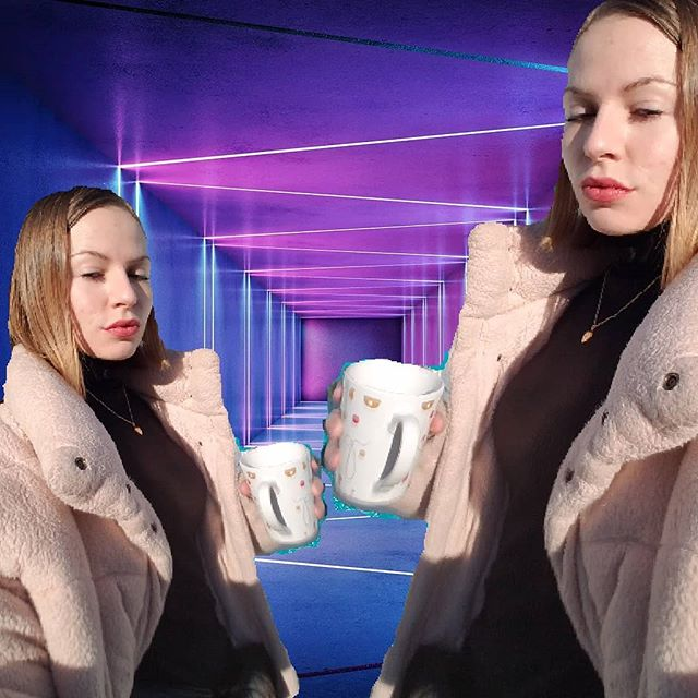 I just wanted to share with u all my recent travels! Surfing, private jet, alternate dimensions.  #tired #alternatedimension #beach #uo #urbanoutfitters #coffee #sleepy #cute #privatejet #apus #crappyedit #badphotoshop
