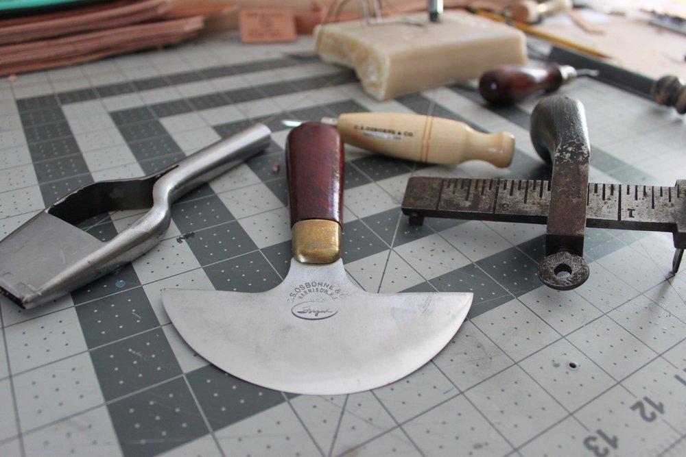 Belt Making Tools