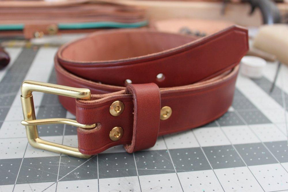 Classic2 Leather Belt