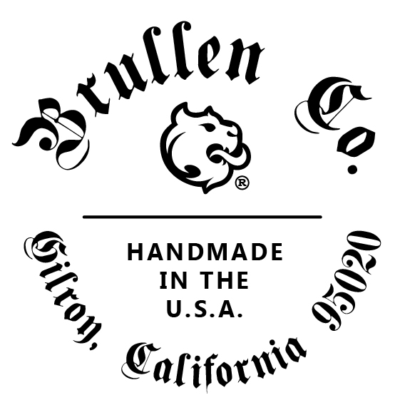 The Brullen® Co.  | Handmade Leather Wallets, Belts and Accessories.