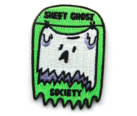 sheet ghost society