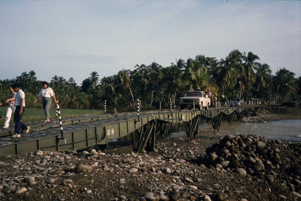 Puente Provisional