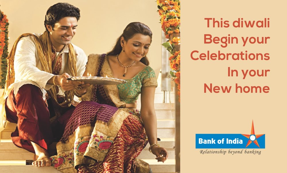 Branding for Bank Of India     Click here for more...