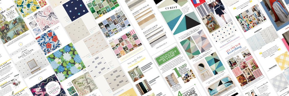 f13f93e39041 Schumacher Style Dispatch — Cheng Wan - Graphic Designer
