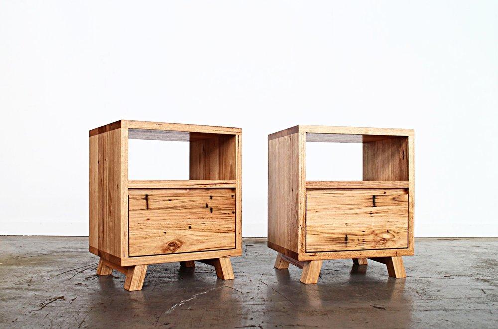 CLARKE BEDSIDE TABLES