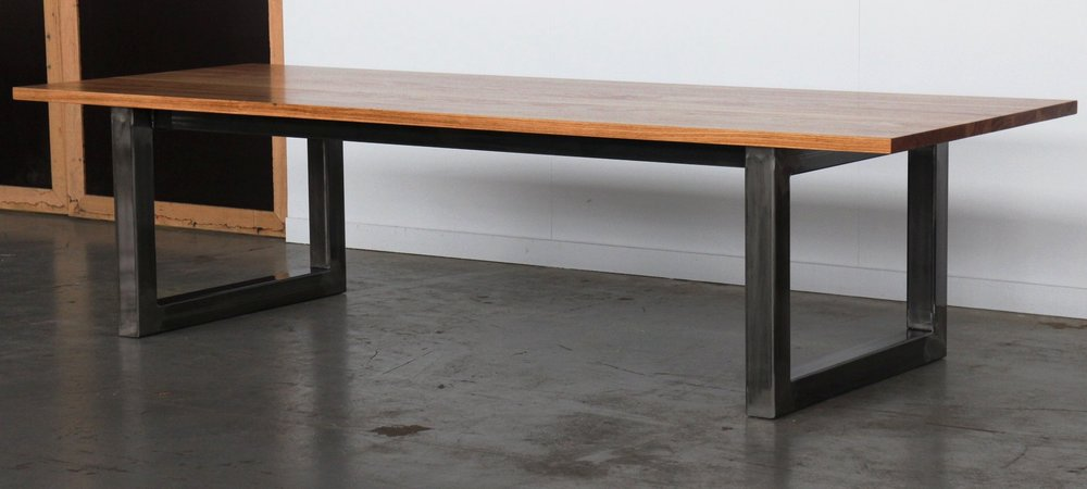 STEEL-LUXE TABLE