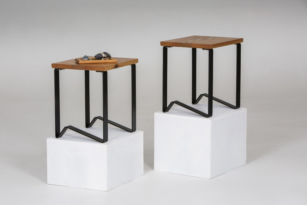 1981 SERIES: SIDE TABLES