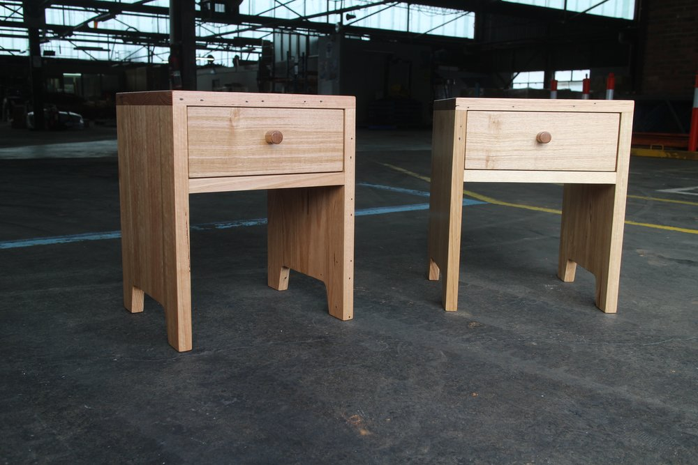 PARK BEDSIDE TABLES