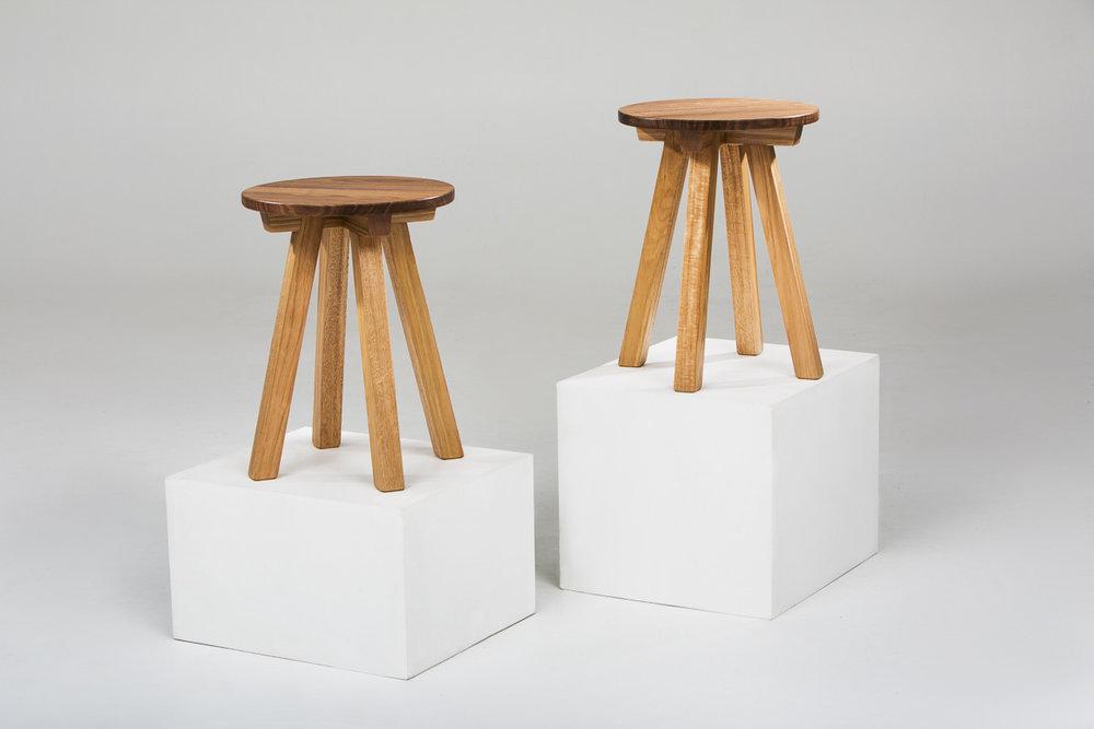 WALOAK SIDE TABLES