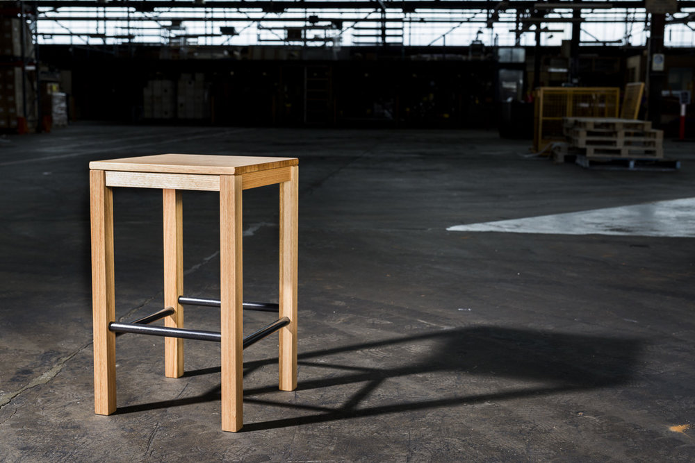 FLIGHT SERIES: BAR STOOL