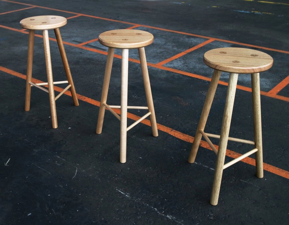 STAGGER BAR STOOLS