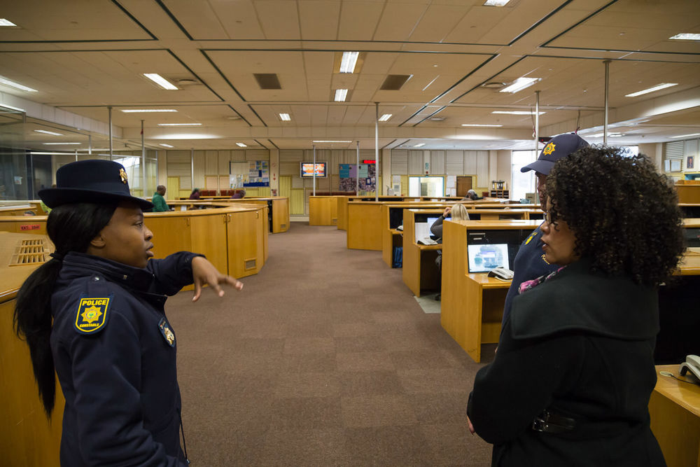 Tour of the Cape Town Dispatch Call Center