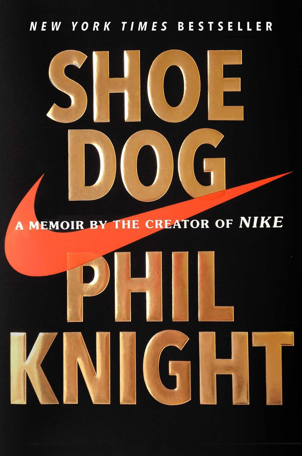 The story of Nike but more than anything, it's a story of never giving up and persevering at all costs to achieve your dreams.