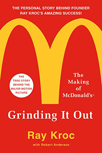 The story of how a 52-year old paper cup salesman and jazz musician created one of the world's most recognizable brands…McDonald's.