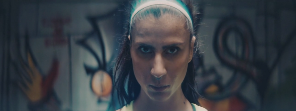 SAMSUNG - Urban Fitness Galaxy  / COMMERCIAL