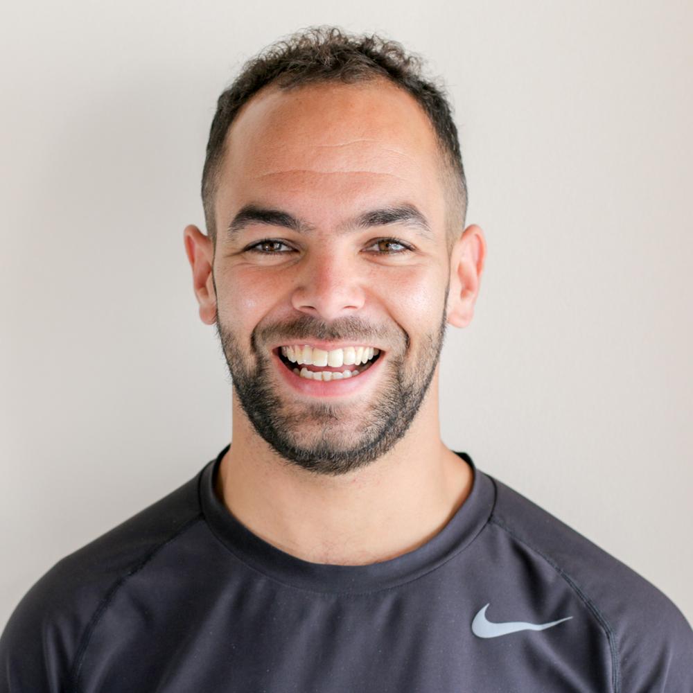 Director + Personal Trainer Luke Newton