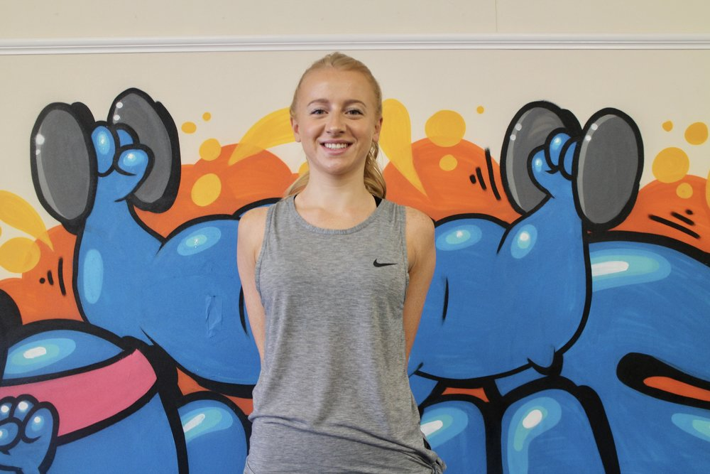 Personal Trainer Lissie Cervenka