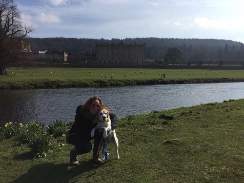 """Emma - """" I am now at a point where I really enjoy exercise. I cycle to work, eat much better than I ever used to and have even been to Parkrun! I really recommend personal training and classes at SWEAT."""""""