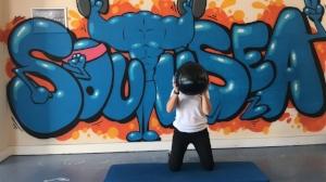 Progression: Kneeling shoulder press