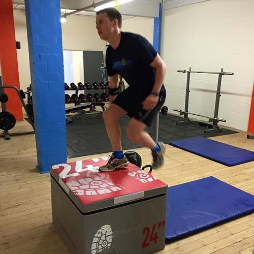 """Tim - """"I would highly recommend Luke and SWEAT Southsea to anyone looking to complete their next challenge; the information and skills I learnt proved invaluable."""