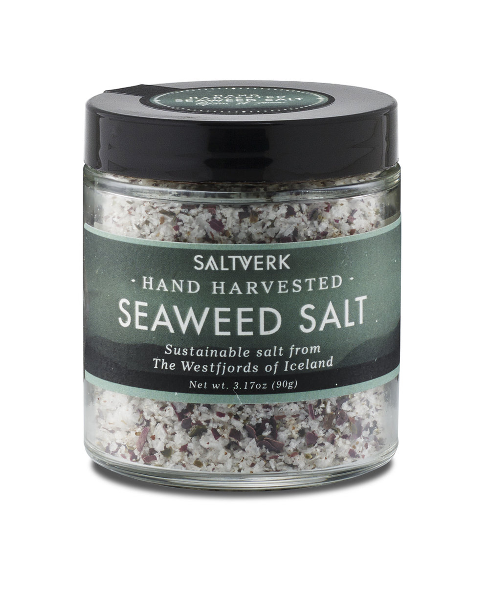 Seaweed salt - $13