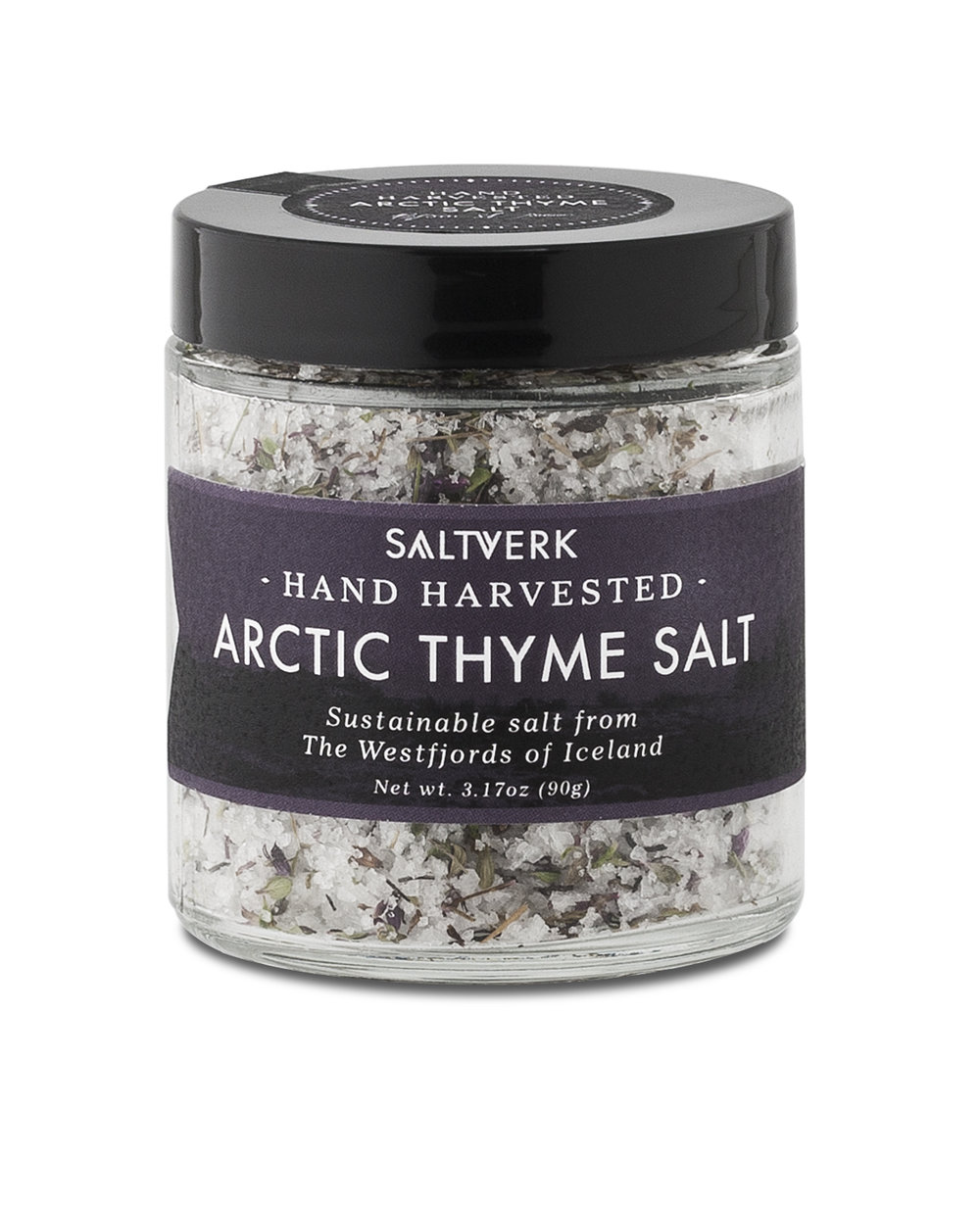 Arctic thyme salt - $13