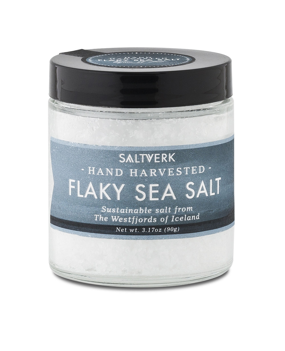 Flaky sea salt - $10.99