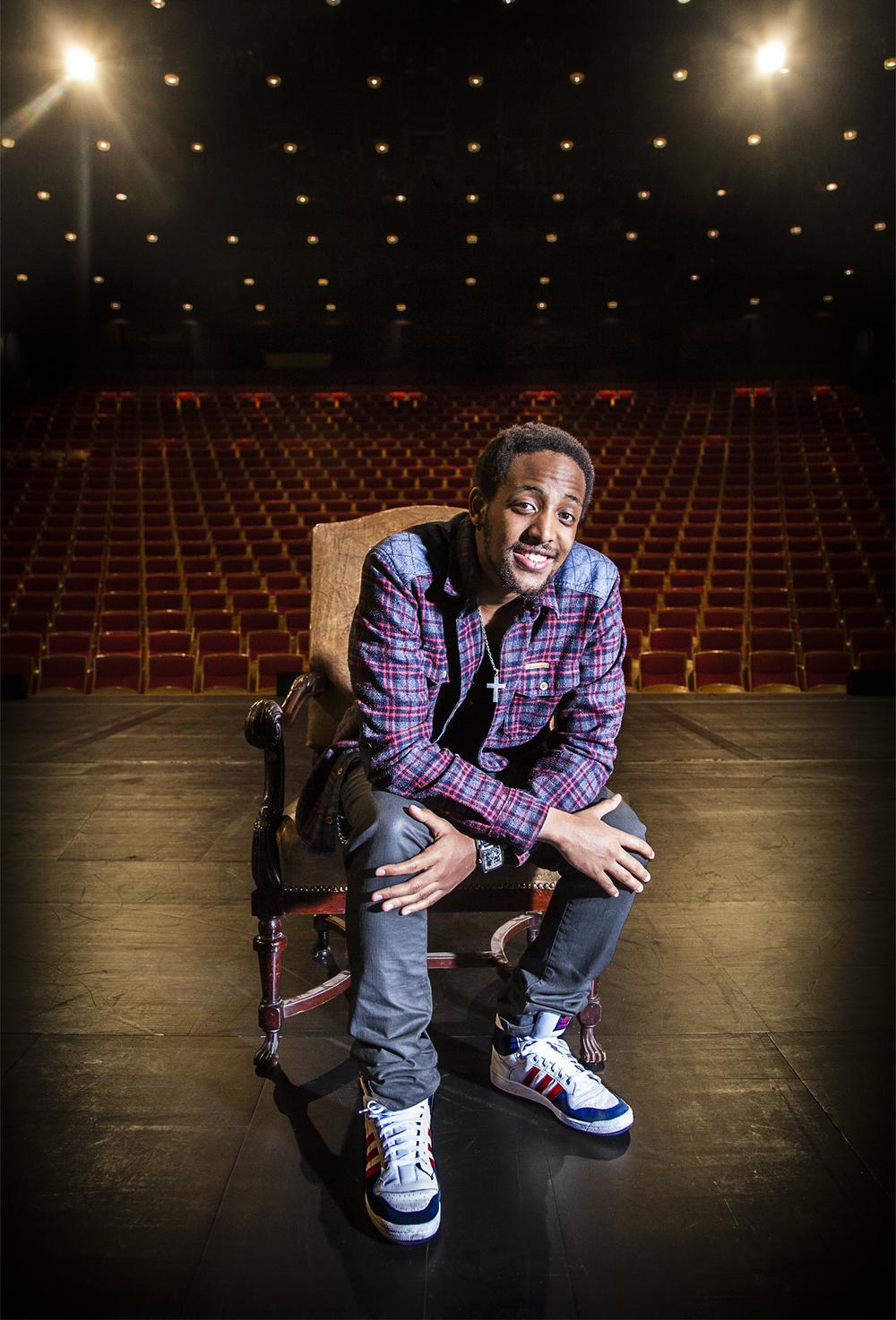 Ka$h King for Det Norske Teatret