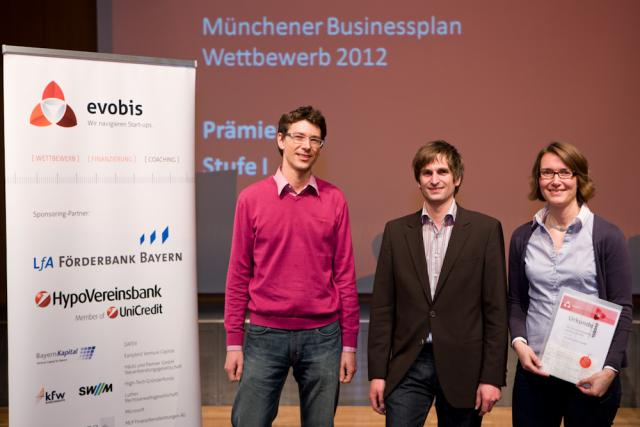 business plan wettbewerb evobis