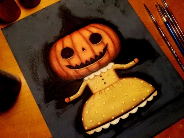 Greg Guedel Halloween
