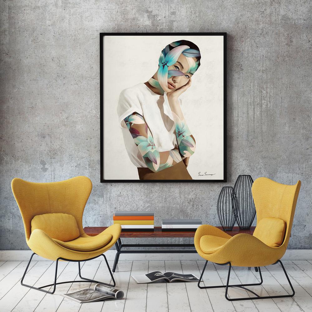sienasummers_portrait_to_order_in_interior