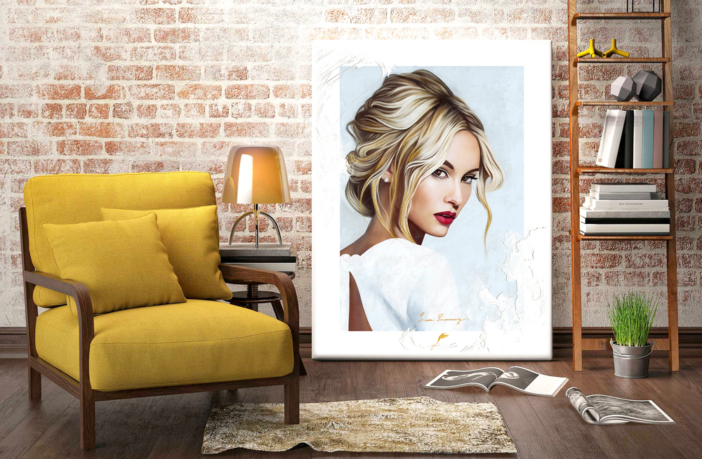 portrait_in_interior_portrait_to_Order_digital_art_Siena_Summers