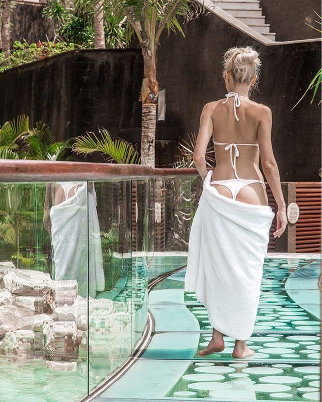Weekend in The Edge #Bali #Travel 🌊☀️👙#Bikini