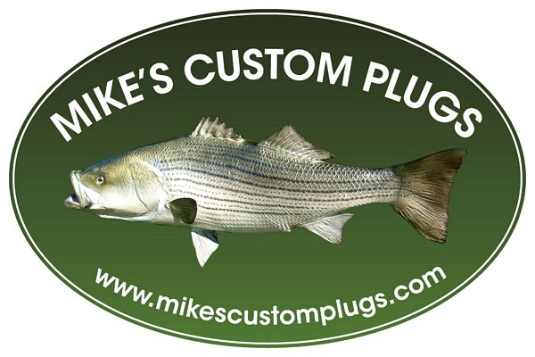 MIKE'S CUSTOM PLUGS  Owner: Mike DiSanto  Website:  http://www.mikescustomplugs.com