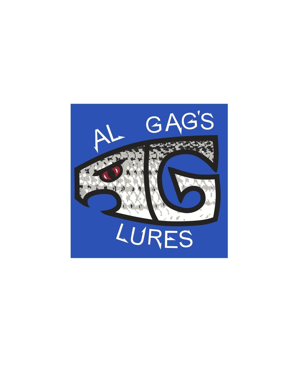 Al Gag's Lures -  Al Gag's LuresIndian Orchard Mills34 Front St.Indian Orchard, MA 01151Phone/Fax 413 786 3554www.algagscustomlures.com